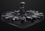 A Virtual Reality Camera Design with 16 Full HD Video Inputs Sharing a Single DRAM Chip