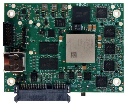 Soc E Ip Cores Support New Xilinx Ultrascale Devices