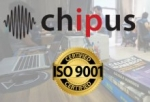 Chipus Microelectronics receives ISO 9001 certification