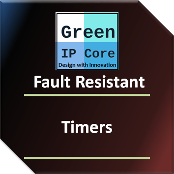 Fault Resistant General Purpose timers Block Diagam